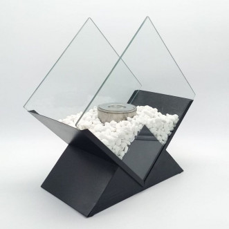 Cheminee-Bio-Ethanol-Decorative-de-Table-Pyramidal